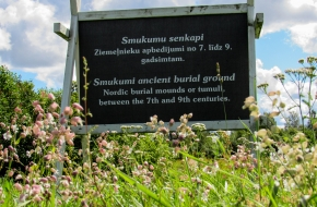 Smukumi burial ground