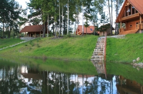 "Holiday house ""By the river Barta"""